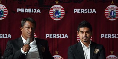 Sergio Farias Bicara Program Latihan Bersama Persija Jakarta