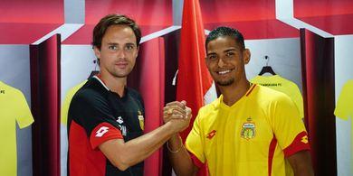 Belum Puas dengan Renan Silva, Bhayangkara FC Incar 1 Pemain Asing Lagi