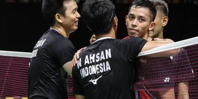 Indonesia Masters 2020 - Fajar/Rian: Kami Kalah Sabar dan Cerdik