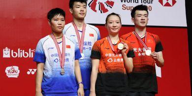 Indonesia Masters 2020 - Zheng Si Wei/Huang Ya Qiong Ungkap Penyebab Bisa Menang dalam 25 Menit
