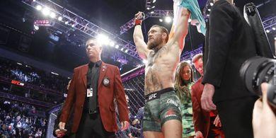 Conor McGregor Konfirmasi Balik ke Kelas Ringan Lawan Dustin Poirier
