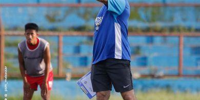 Jelang Leg Kedua Piala AFC 2020, Pelatih PSM Fokus Benahi Hal Ini