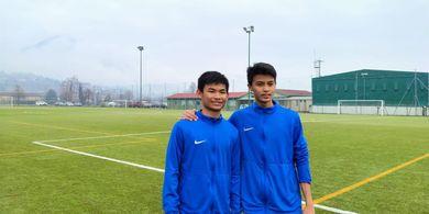 Tantangan Garuda Select Hadapi Klub Inggris dan Italia