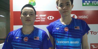 Indonesia Masters 2020 - Ganda Putra Nomor 1 Malaysia Petik Pelajaran Usai Kalah 5 Kali dari Marcus/Kevin