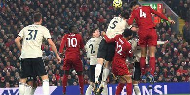 Ada Catatan Positif di Balik Kekalahan Man United dari Liverpool