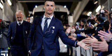 Susunan Pemain Juventus Vs Parma - Cristiano Ronaldo Starter, Kejar Posisi 1