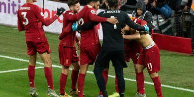 Liverpool Tetap Membumi Meski Unggul 16 Poin dari Manchester City
