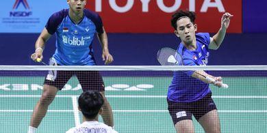 Thailand Masters 2020 - Reza/Sabar Lolos ke Babak Utama, Chico Terhenti