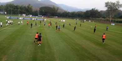 Latihan di Thailand, Timnas U-19 Indonesia Tak Terkendala Bahasa