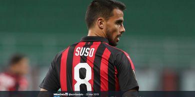 Suso Minta Dijual AC Milan, Dua Klub Langsung Pasang Antrean