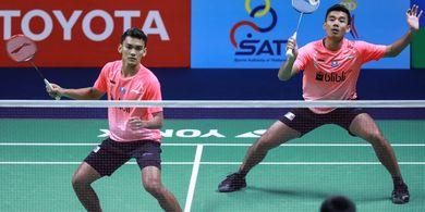 Thailand Masters 2020 - Lolos ke Babak Utama, Bagas/Fikri Akui Power Wakil Taiwan