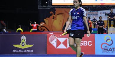 Thailand Masters 2020 - Ruselli Kecewa Usai Tersisih
