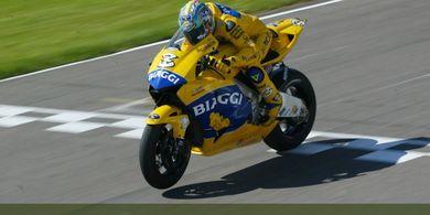 Max Biaggi Akui Sudah Lama Idamkan Gelar Legenda MotoGP