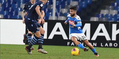 Susunan Pemain Benevento vs Napoli - Duel Insigne Bersaudara, Dua-duanya Starter