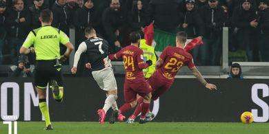Cetak Gol Pertama di Coppa Italia, Ini 3 Kompetisi Klub yang Tak Bisa Dijebol Cristiano Ronaldo
