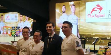 Hadirkan Alvaro Arbeloa, Dua Kelinci Kerja Sama Lagi dengan Real Madrid
