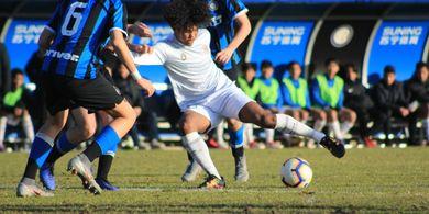 Highlight Garuda Select vs Inter Milan U-17 - Bagus Kahfi Cetak Gol Lagi