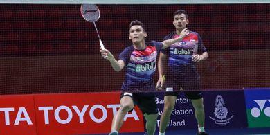 Thailand Masters 2020 - Bagas/Fikri Akui Sering Lakukan Kesalahan