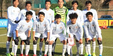 Live Streaming Garuda Select Vs Como FC U-17, Laga Penutup di Italia