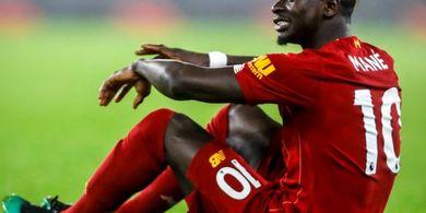 Sadio Mane: Saya Tak Tahu Pemain Dapat Medali Juara Liga Inggris