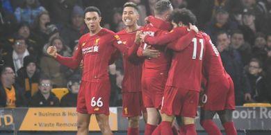 Pertahanan Liverpool Masih Belum Pecahkan Rekor Chelsea Era Mourinho