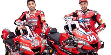 'Dovizioso dan Petrucci Sudah Tahu Mereka Bisa Terdepak dari Ducati'