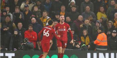 Wolves Vs Liverpool - Sadio Mane Cedera, Alexander-Arnold Cetak Assist Ke-22