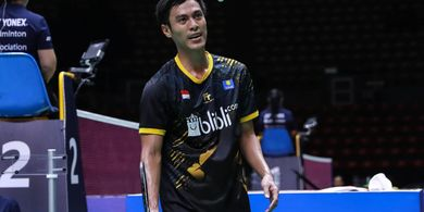 Hasil PBSI Home Tournament - Menang Dominan, Shesar ke Semifinal