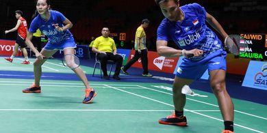 Hasil Thailand Masters 2020 - Singkirkan Wakil Malaysia, Hafiz/Gloria ke Final