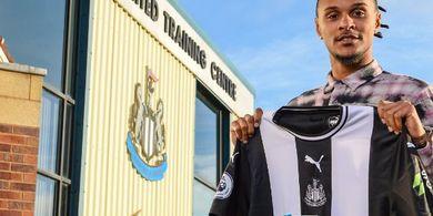 Newcastle United Rekrut Valentino Lazaro dari Inter Milan