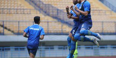 Kondisi Terbaru Persib Bandung, Dua Pemain Cedera dan Satu Absen Latihan