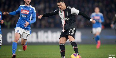Hasil Liga Italia - Gol Ke-17 Cristiano Ronaldo Sia-sia, Juventus Kalah