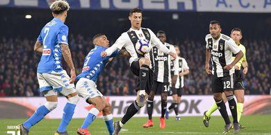 Hasil Lengkap dan Klasemen Liga Italia - Ronaldo Tak Punya Rem, Juventus Melempem
