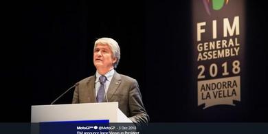Jawaban Presiden FIM Usai Dituduh Korupsi dan Curang oleh Anthony West