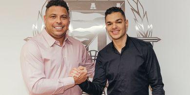 Menganggur 6 Bulan, Hatem Ben Arfa Akhirnya Direkrut Klub Milik Ronaldo