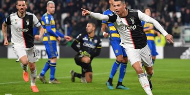 Cristiano Ronaldo Minta 1 Pemain Barcelona Khianati Messi dan Gabung Juventus