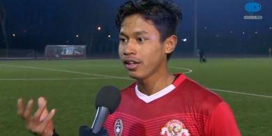 Alfriyanto Nico Ungkap Kunci Kemenangan Garuda Select atas Como U-17