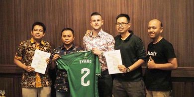 Covid-19 di Indonesia, Bek PSS Sleman Pulang Kampung ke Negaranya