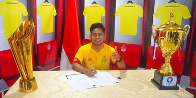 Andik Vermansah Bikin Bhayangkara FC Makin Mengerikan