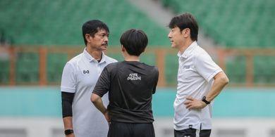 Timnas U-19 Indonesia Kalah Lagi, Shin Tae-yong Melihat Ada Progres Positif