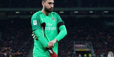 AC Milan dan Gianluigi Donnarumma Tinggal Capai Kata Sepakat Soal Kontrak Baru