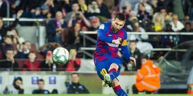 Cassano Beberkan Kehebatan Lionel Messi Ketimbang Legenda Argentina Maradona