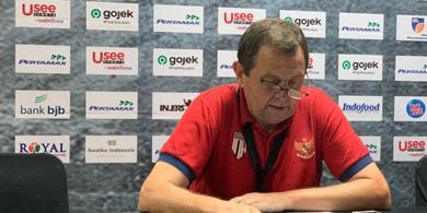 Pelatih Timnas Indonesia Akan Pantau Pemain Saat IBL Dimulai Lagi