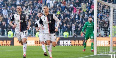 Legenda Juventus: Cristiano Ronaldo Arsiteknya, Pemain Lain adalah Kuli Dalam Tim
