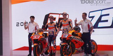 Marc Marquez Ogah Intervensi Honda untuk Perpanjang Kontrak Adiknya