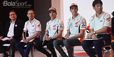 Marc Marquez Tidak Sendiri, 4 Legenda MotoGP Ini Juga Setia Cuma Bela 1 Pabrikan