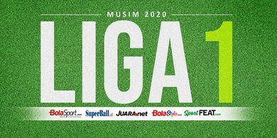 Siap Lanjutkan Liga 1 2020, PT LIB akan Gelar Manager Meeting Pekan Depan