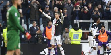 Cristiano Ronaldo Ungkap Penyebab Tak Mau Tukar Kostum dengan Pemain AS Roma