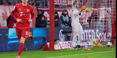 Lewandowski Hampir Gabung Man United karena Sosok Pelatih Legendaris