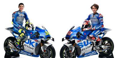 Suzuki Berharap Dua Pembalapnya Segera Ikuti Jejak Marc Marquez